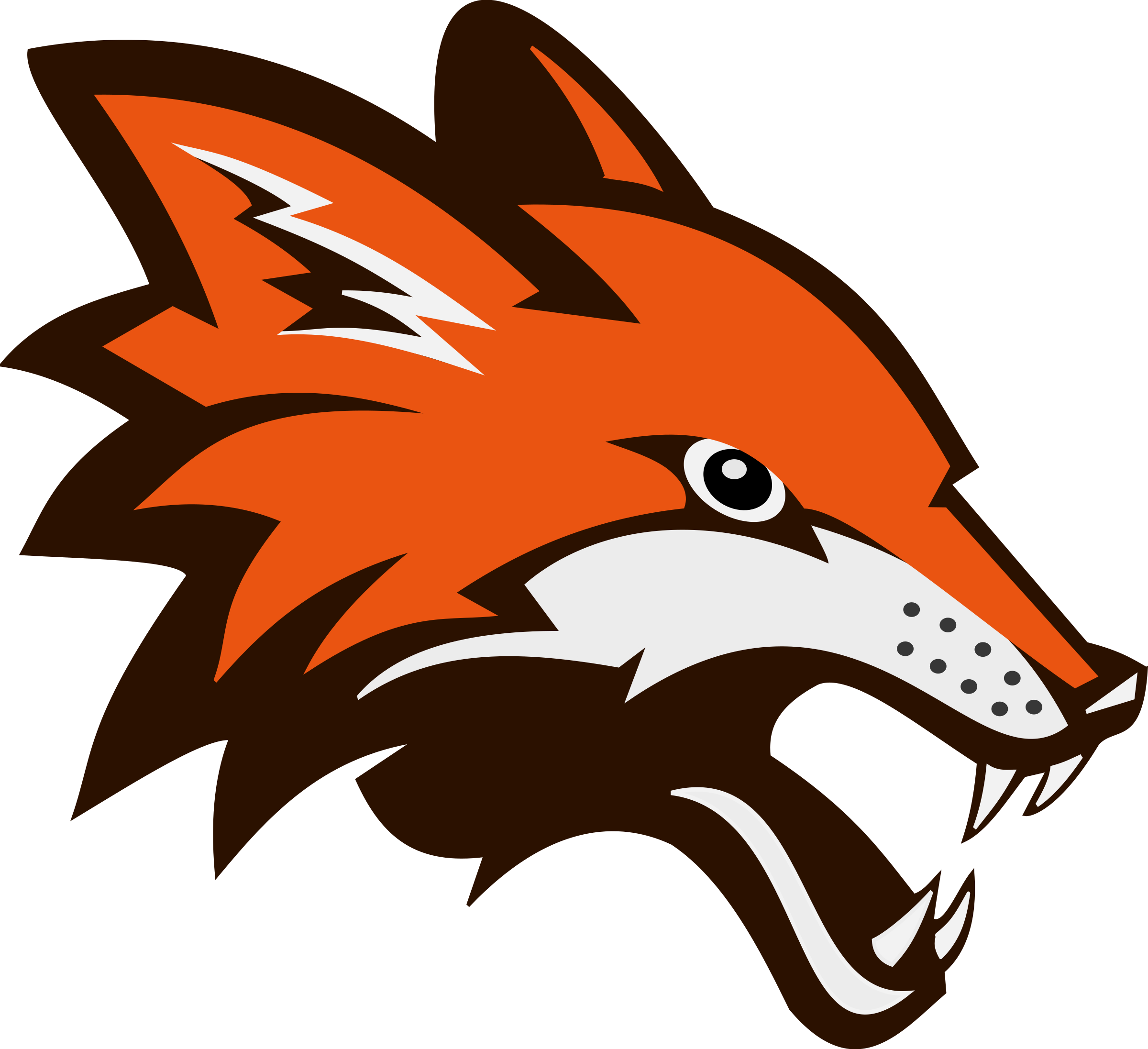 Fighting Fox by marauder Imagenes de animales