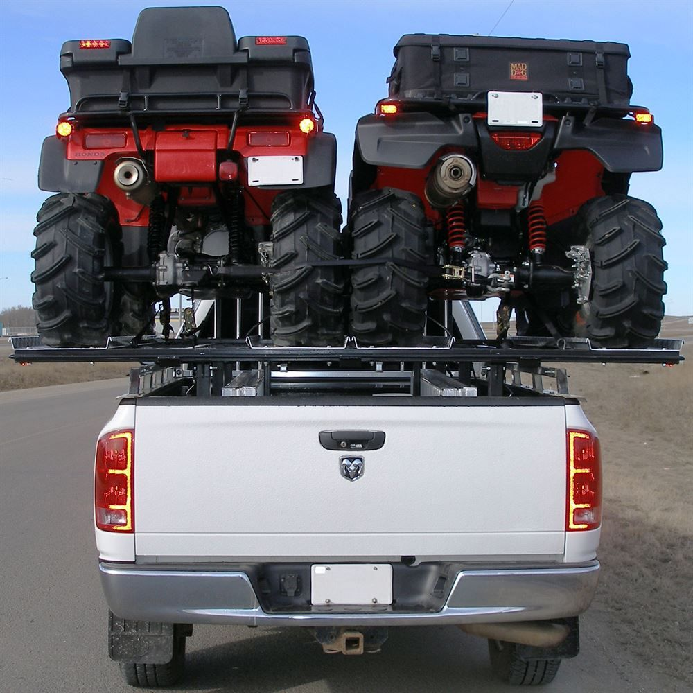 Black Widow ATV Carrier & Rack System - 2,000 lbs ...