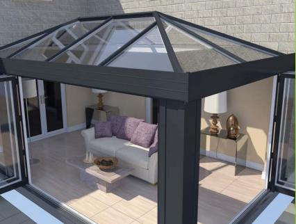 Ultrasky Lantern Skylight In 2020 House Extension Design Garden Room Extensions Conservatory Design