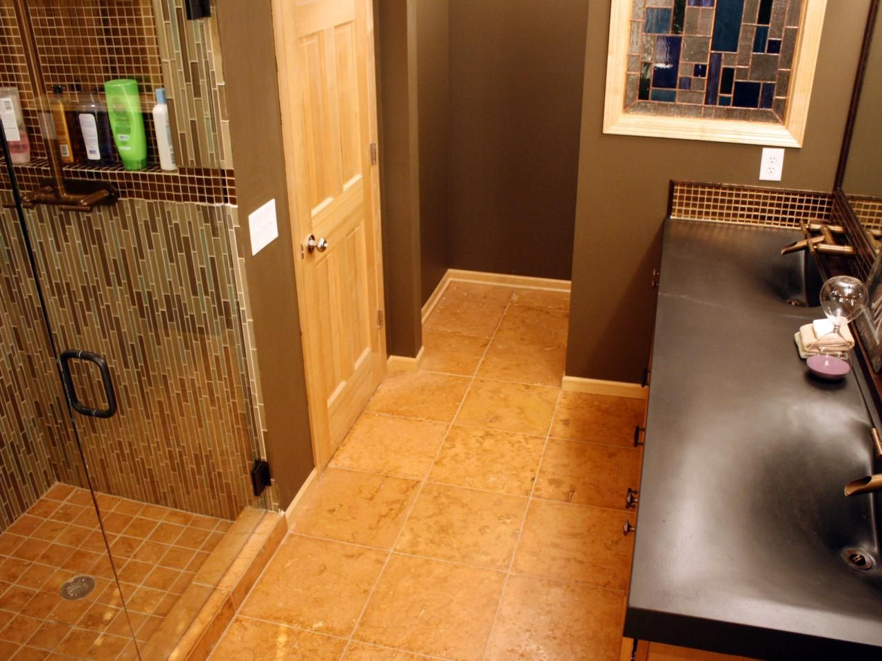 BATHtastic! Bathroom Floors | Home depot bathroom ...
