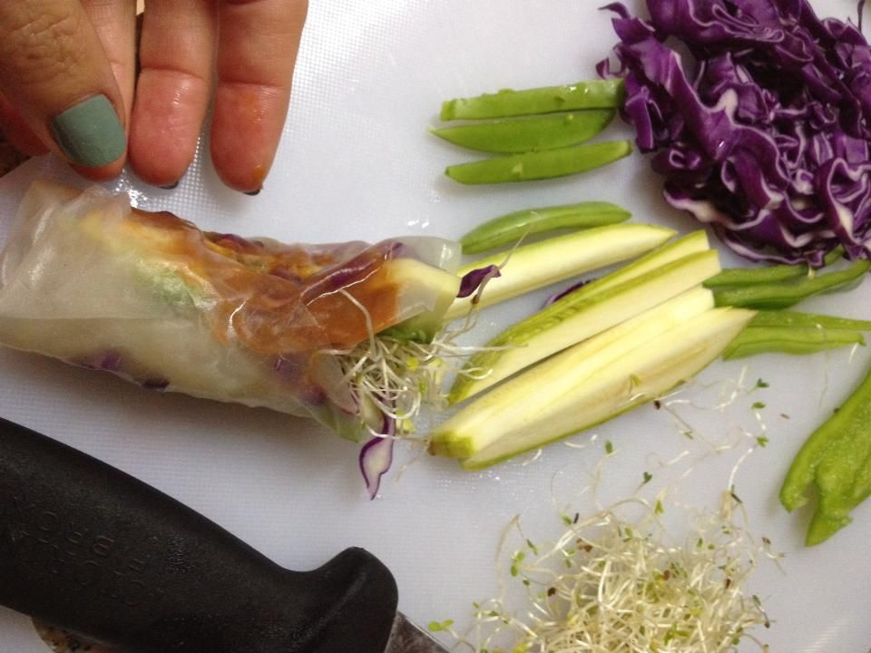 This is how I wRap & Roll http://www.therawhealthcoach.com/raw-rice-raps/