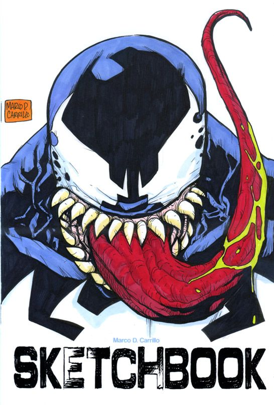Doctor venom   Marvel artwork, Symbiotes marvel, Dark