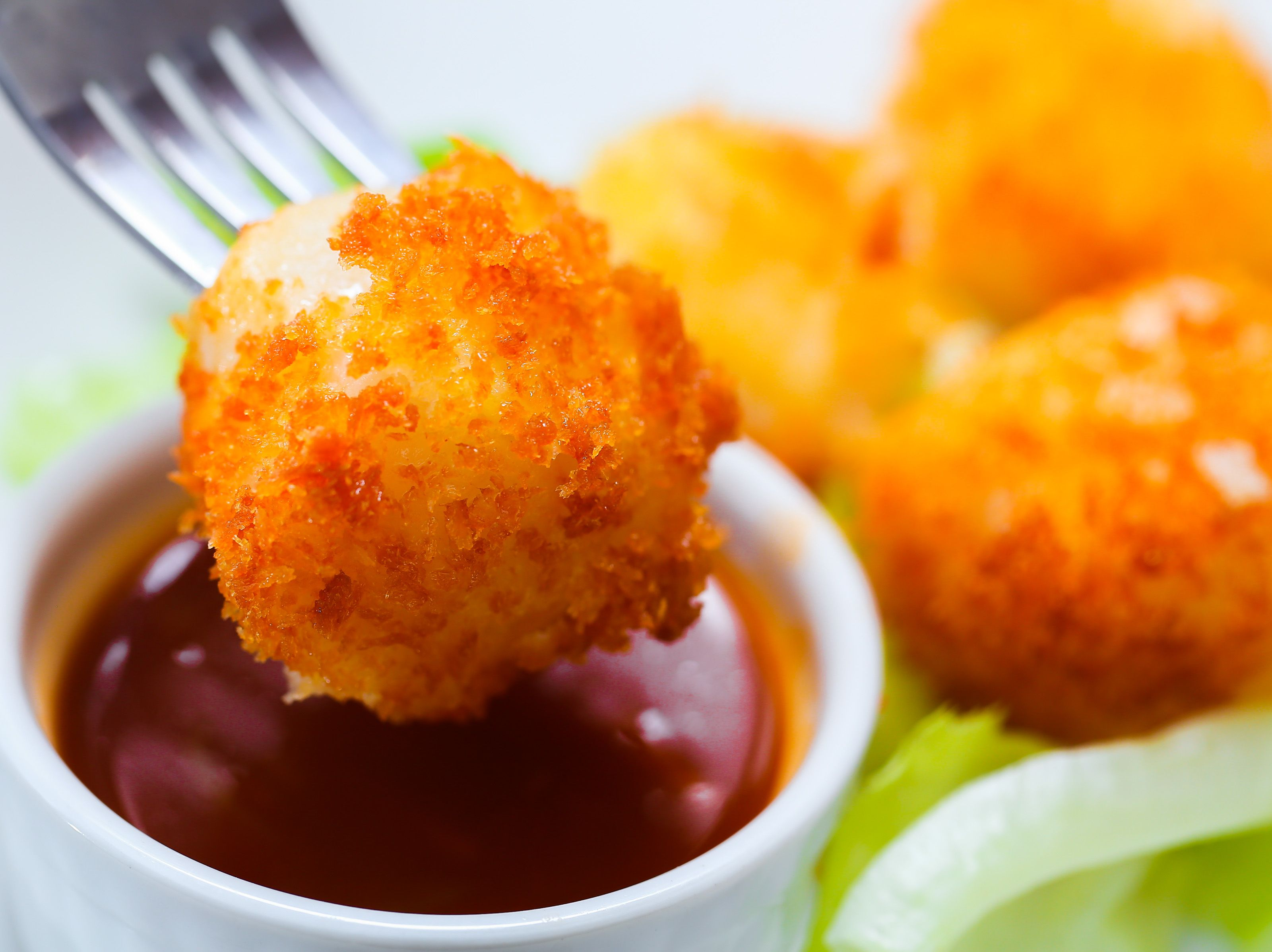 Cook Deep Fried Scallops Recipe Fried Scallops