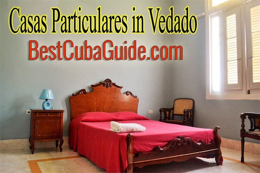 Why Vedado is the Best Neighborhood to Rent a Casa