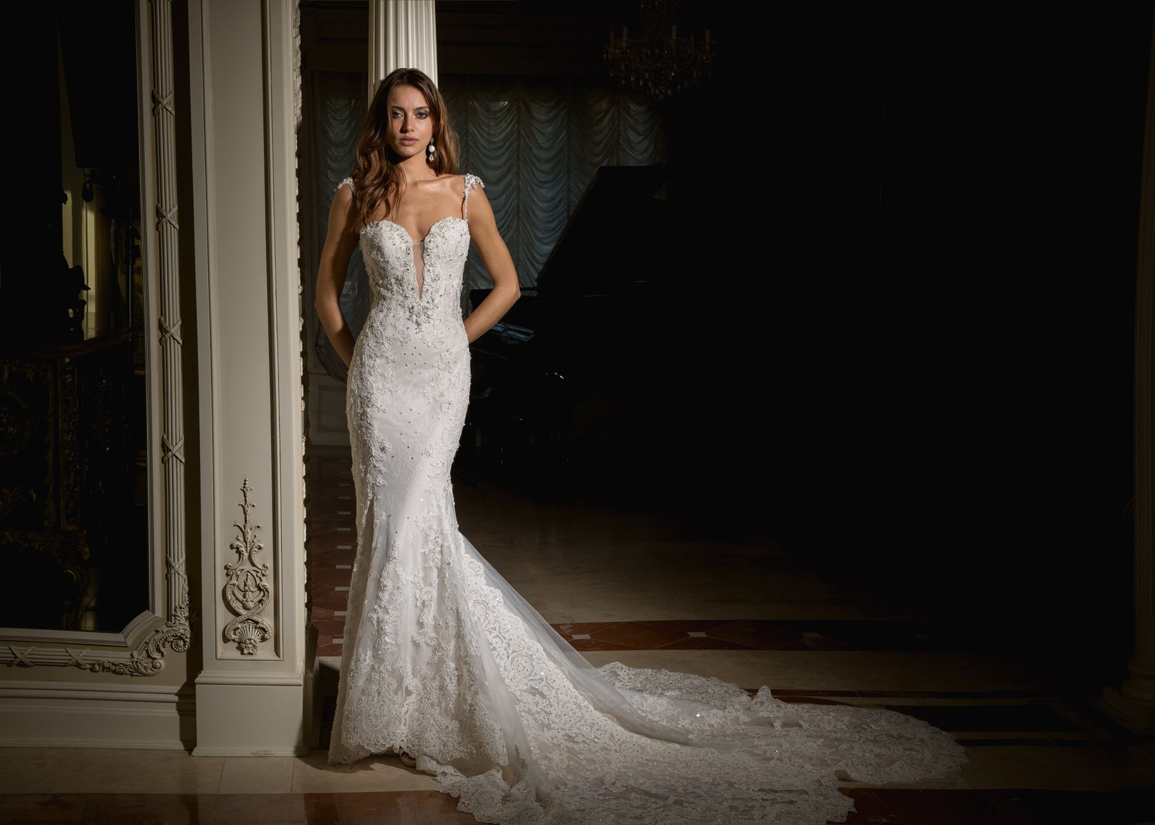 Eve of Milady Couture Collection Style 4354   Wedding   Pinterest ...