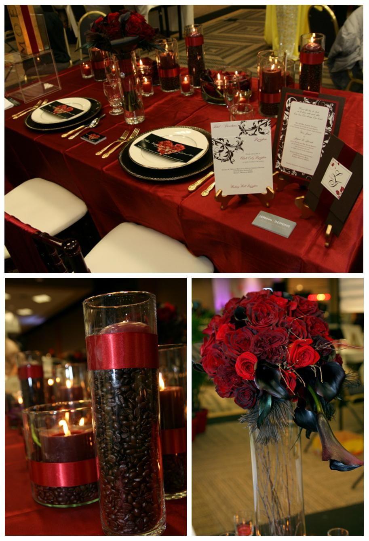 Fall Wedding Inspiration Chocolate Purple Cranberry