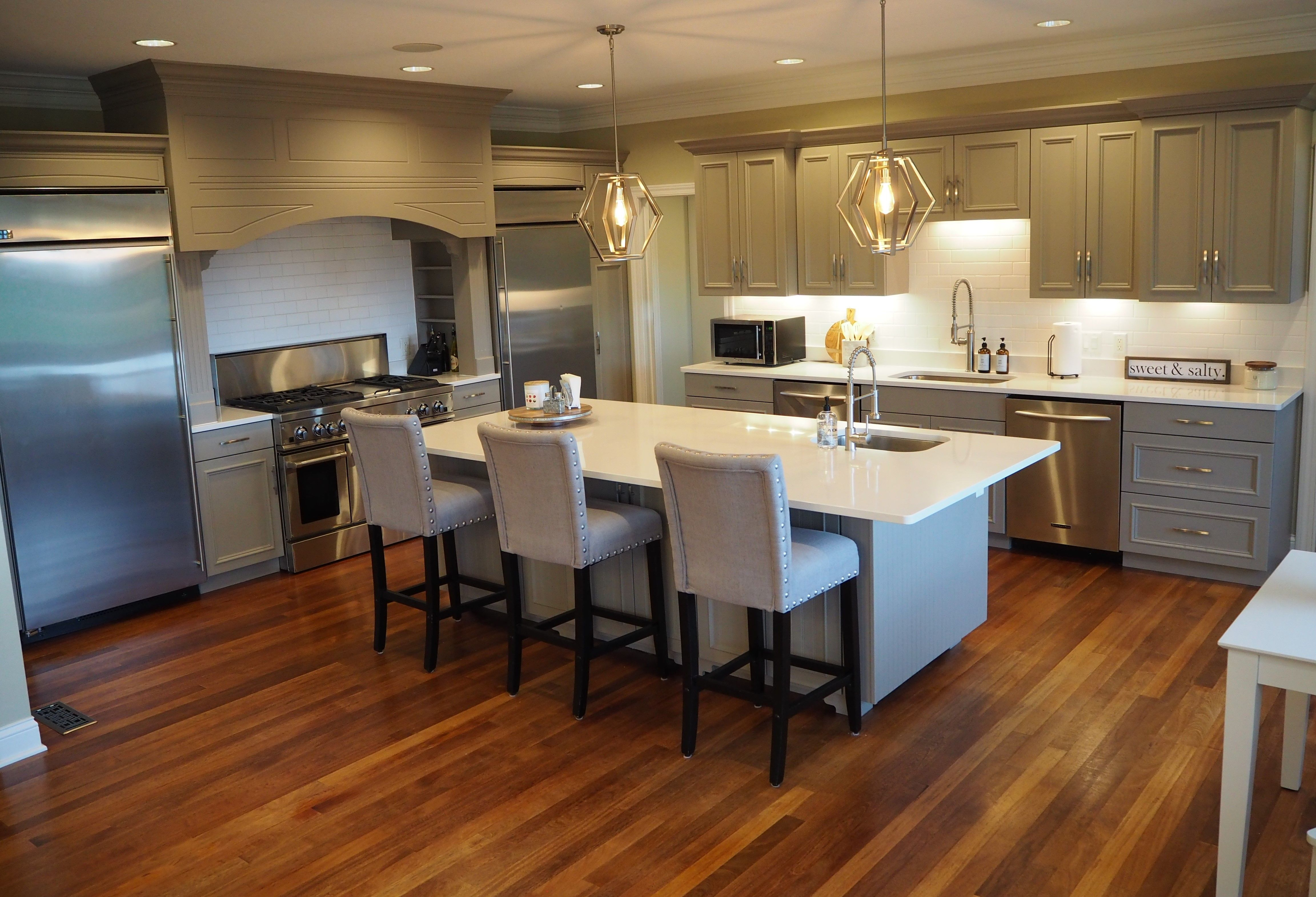 Jewel Cabinet Refacing In 2020 Custom Kitchen Remodel Cabinet Refacing Custom Kitchen