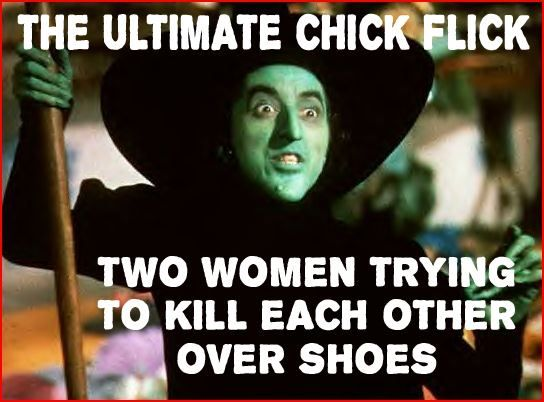 The Ultimate Chick Flick