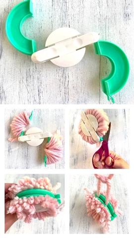 DIY Wooden Bookmarks Featuring P Graham Dunn – Bethany Joy Art #diygift #diybookmarks #woodenbookmark #bookmark #craftinspiration #pgrahamdunn #bethanyjoyart #diyblog #giftforbooklovers #artblog #pompom #pompommaker #howtomakeapompom