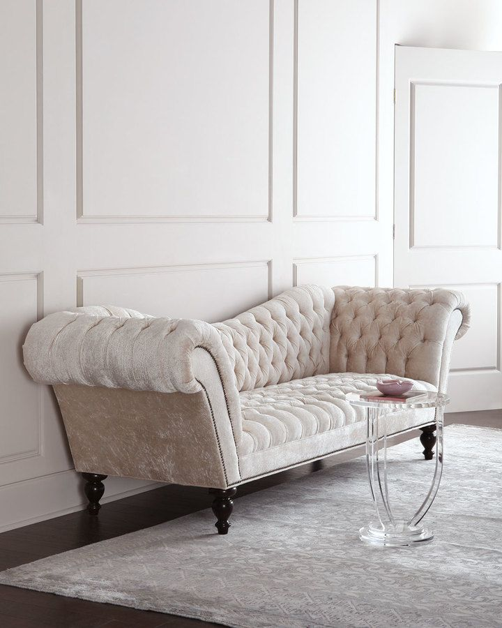 Old Hickory Tannery Cora Tufted Sofa