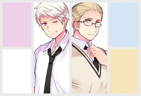 Pin by IzayaMoriarty on Germany x Prussia - Potato Brothers