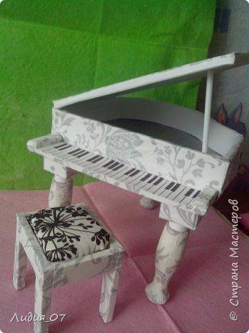 Пианино для кукол Видео на Запорожском портале 81