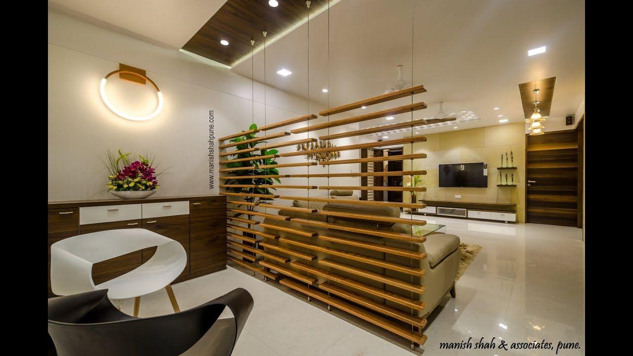 4 Bhk Flat Modern Interior Design For Mr Thakur Mukundn