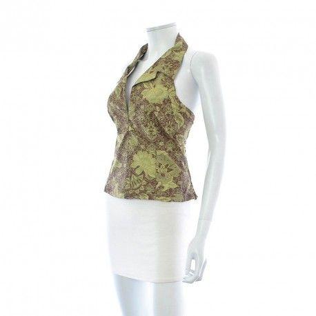 Shoppez votre Top - Style - Taille: 42 à -0% : état neuf, pour encore plus de réduction visitez notre site : www.entre-copines.be, livraison gratuite dès 45 € d'achats  ;)  Que pensez-vous de cet article ? merci pour le repin ;)  #Style #new #Taille: 42 #mode #fashion #robes  #secondhand #clothes #recyclage #greenlifestyle #secondemain #depotvente #friperie #vetements #femmes