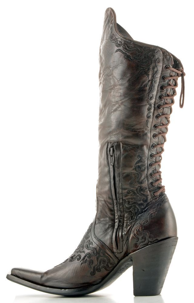 6a36a32b1d7 Pin by Leaha Tiffany on want;P | Cowgirl boots, Shoes, Bootie boots
