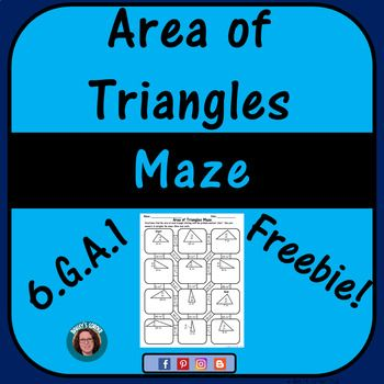 Use this no prep, print and go practice maze to practice finding the ...