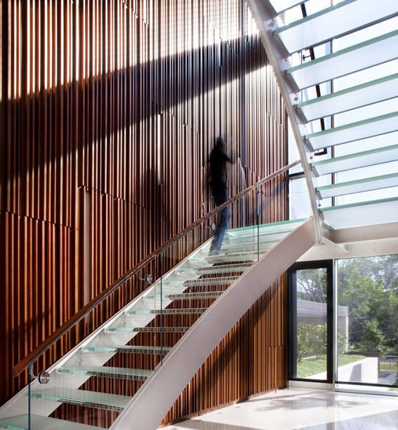 Modern Architecture Meets Indian Design on Houston's ...