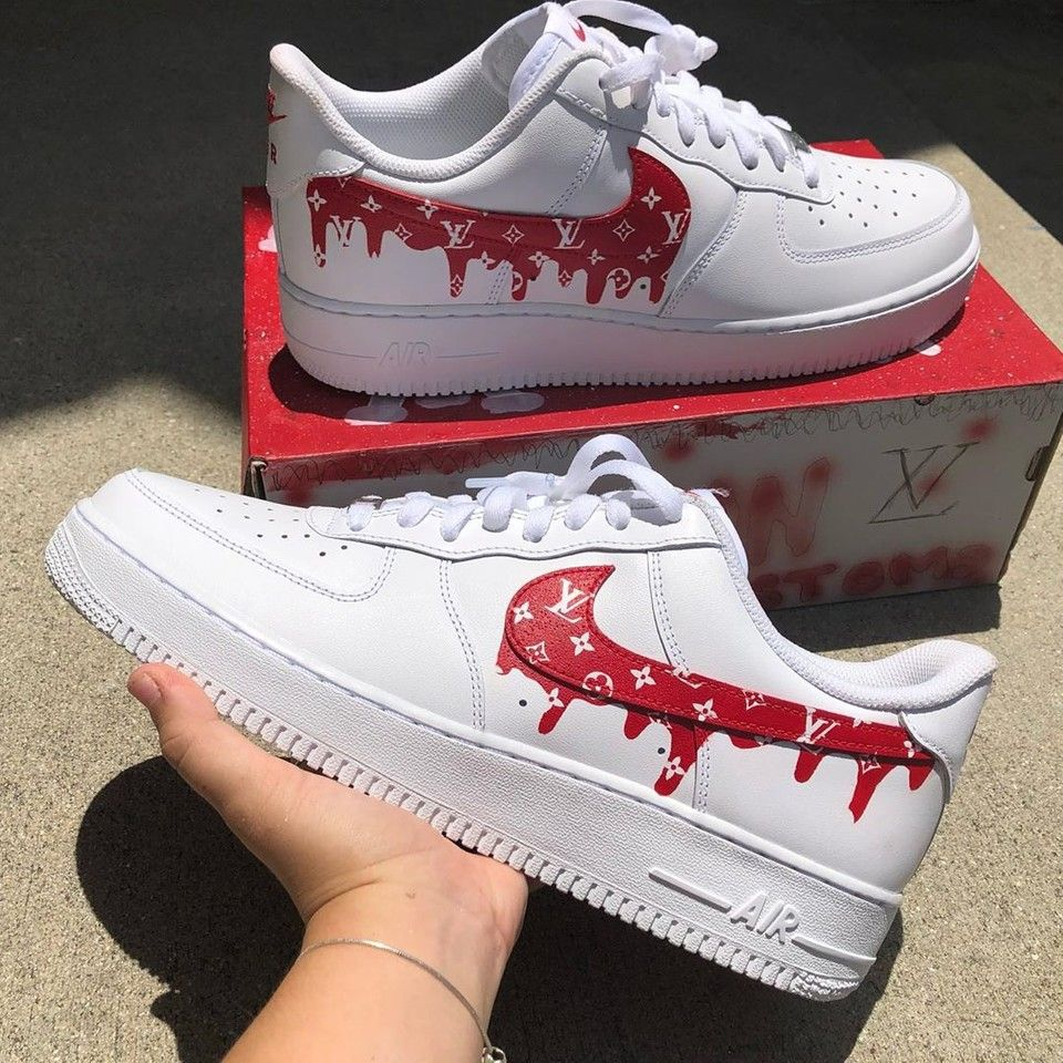 AF1 Reflective LV DRIP in 2020