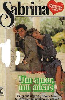 Um Amor Um Adeus Kay Gregory Romance Antigo Para Baixar Em