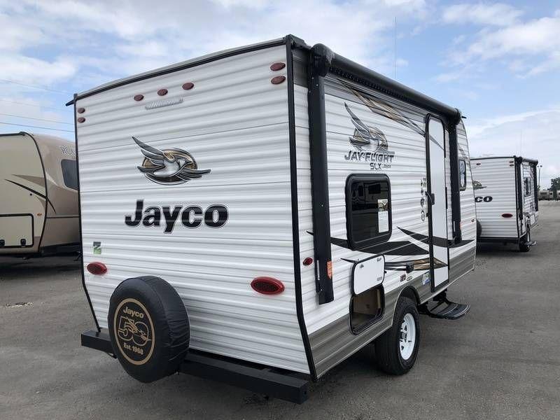 2019 Jayco Jay Flight Slx 7 154bh Travel Trailers Rv For Sale In