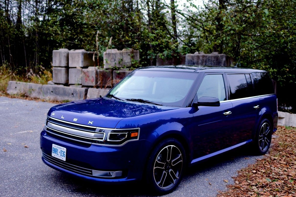 Lifted ford flex custom