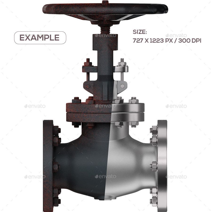 Industrial Pipes And Valves Fittings Kit Ad Pipes Affiliate