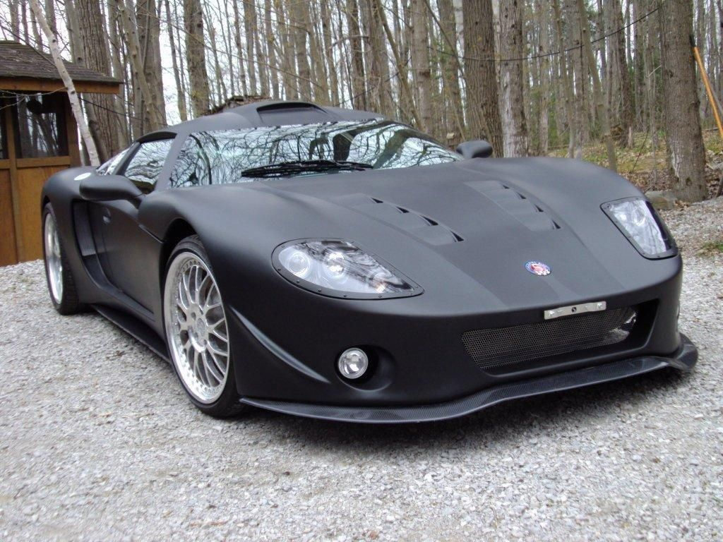 Ffr Gtm Supercar Used In The Robocop Movie Built By Www