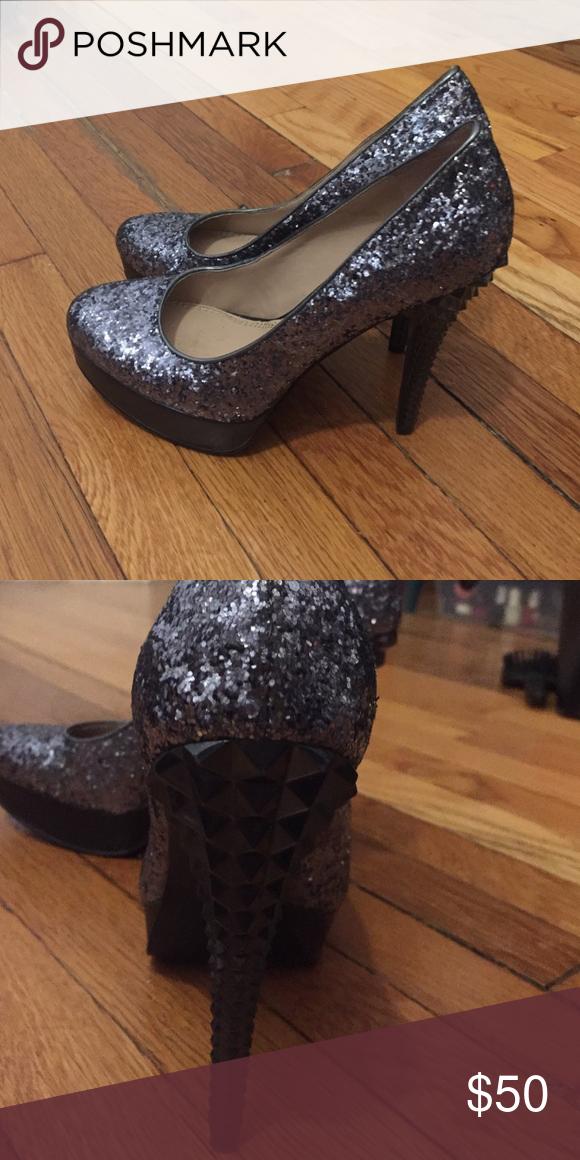 Rachel Roy heels Sparkly heels Rachel Roy Shoes Heels