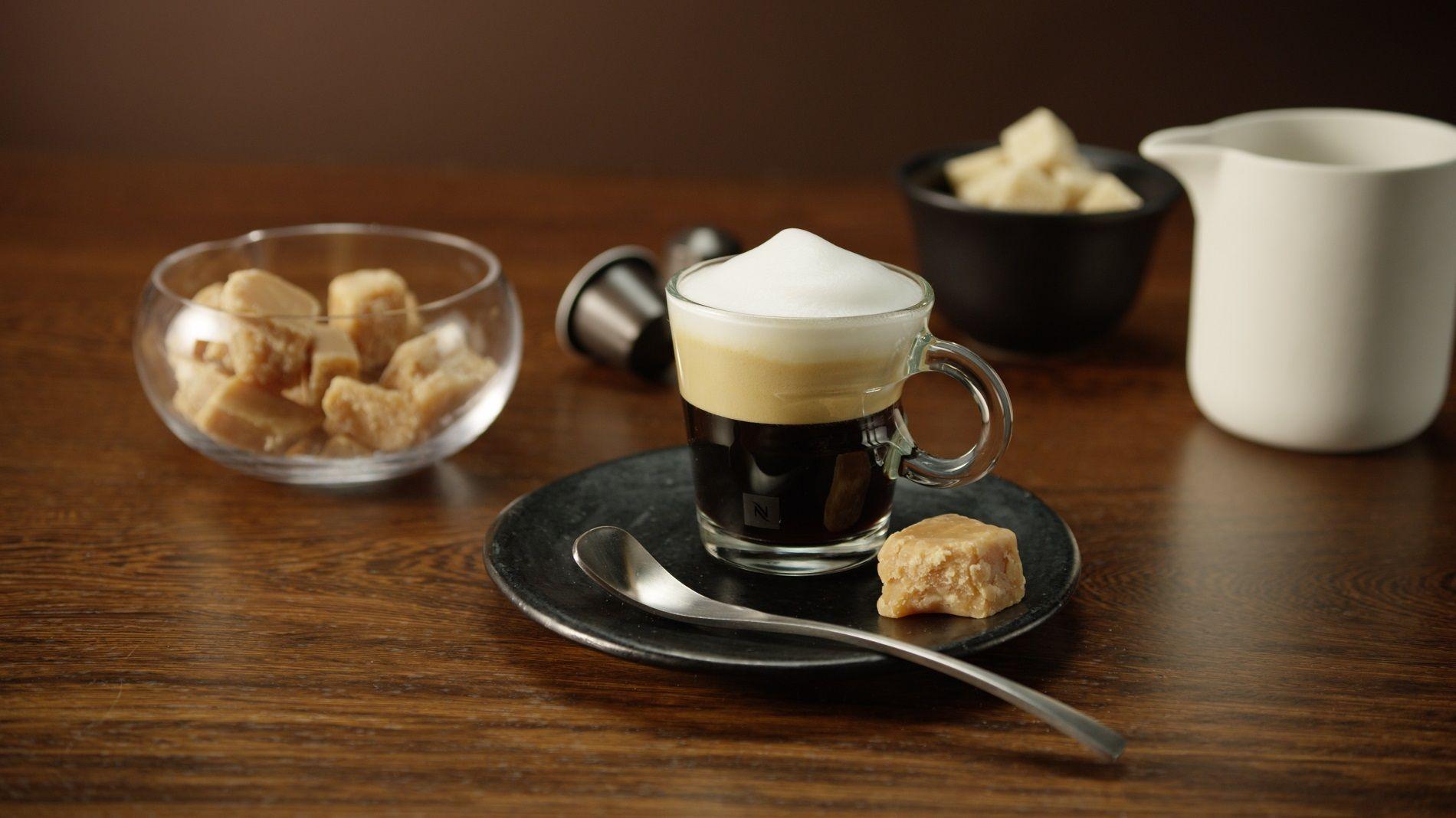 Espresso Macchiato by Nespresso Recipe Nespresso