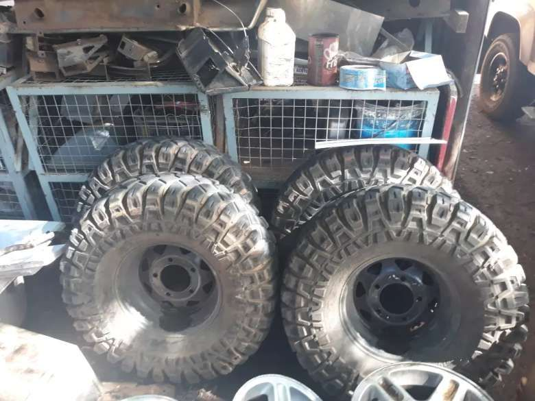 Tyres 35 Inch On 15 Inch Rims Land Rover Defender Land Rover