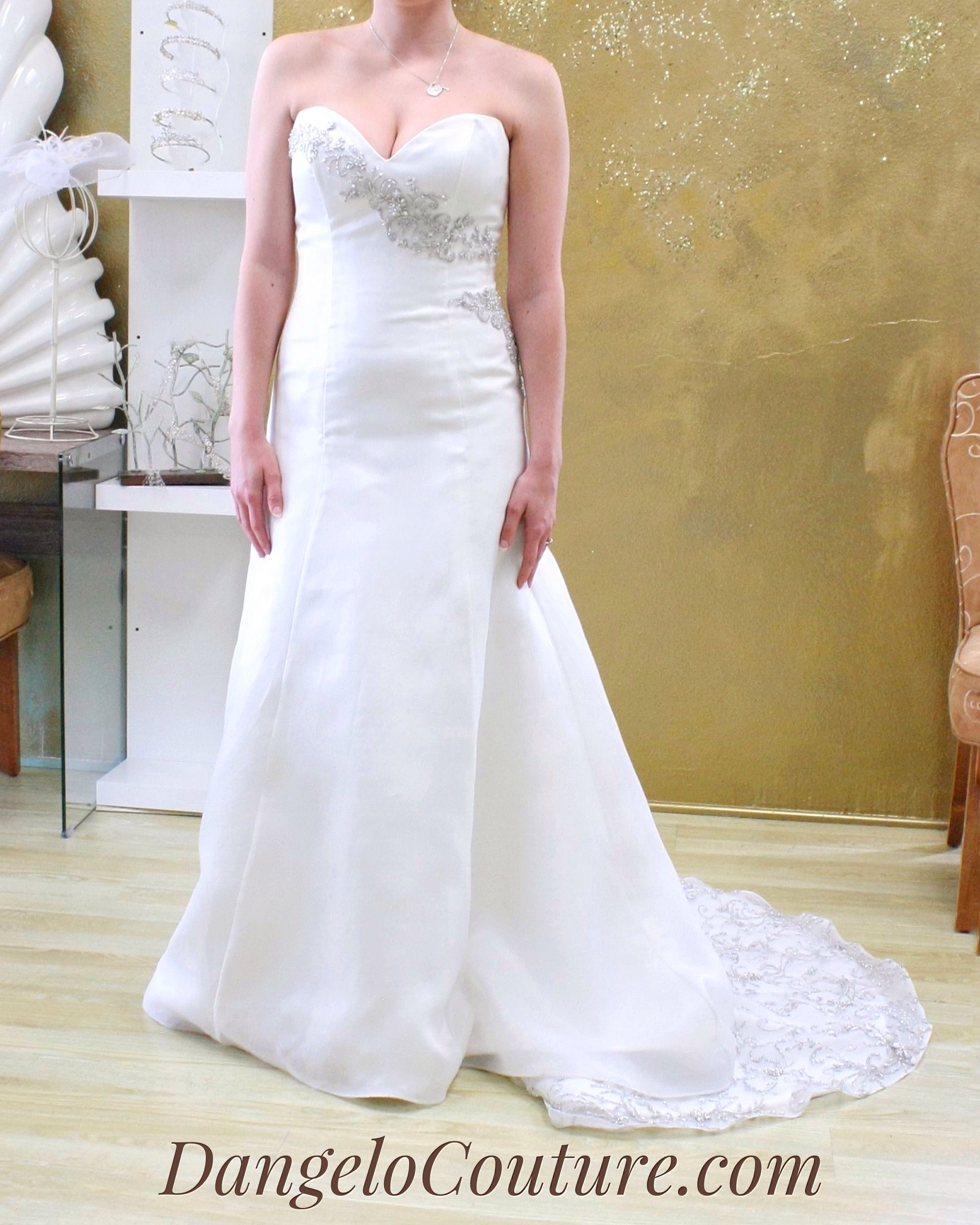 Wedding Dresses At Du0027Angelo Couture Bridal In San Diego, California.  Beautiful Wedding