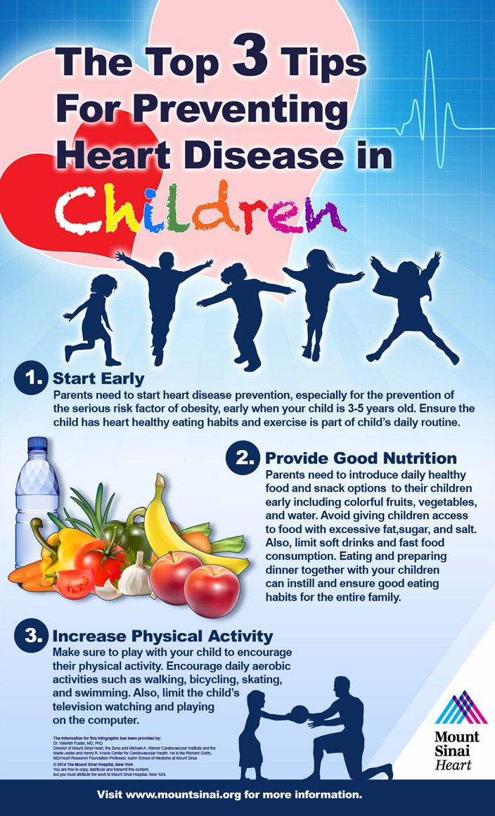 The Top 3 Tips For Preventing Heart Disease In Children -7540