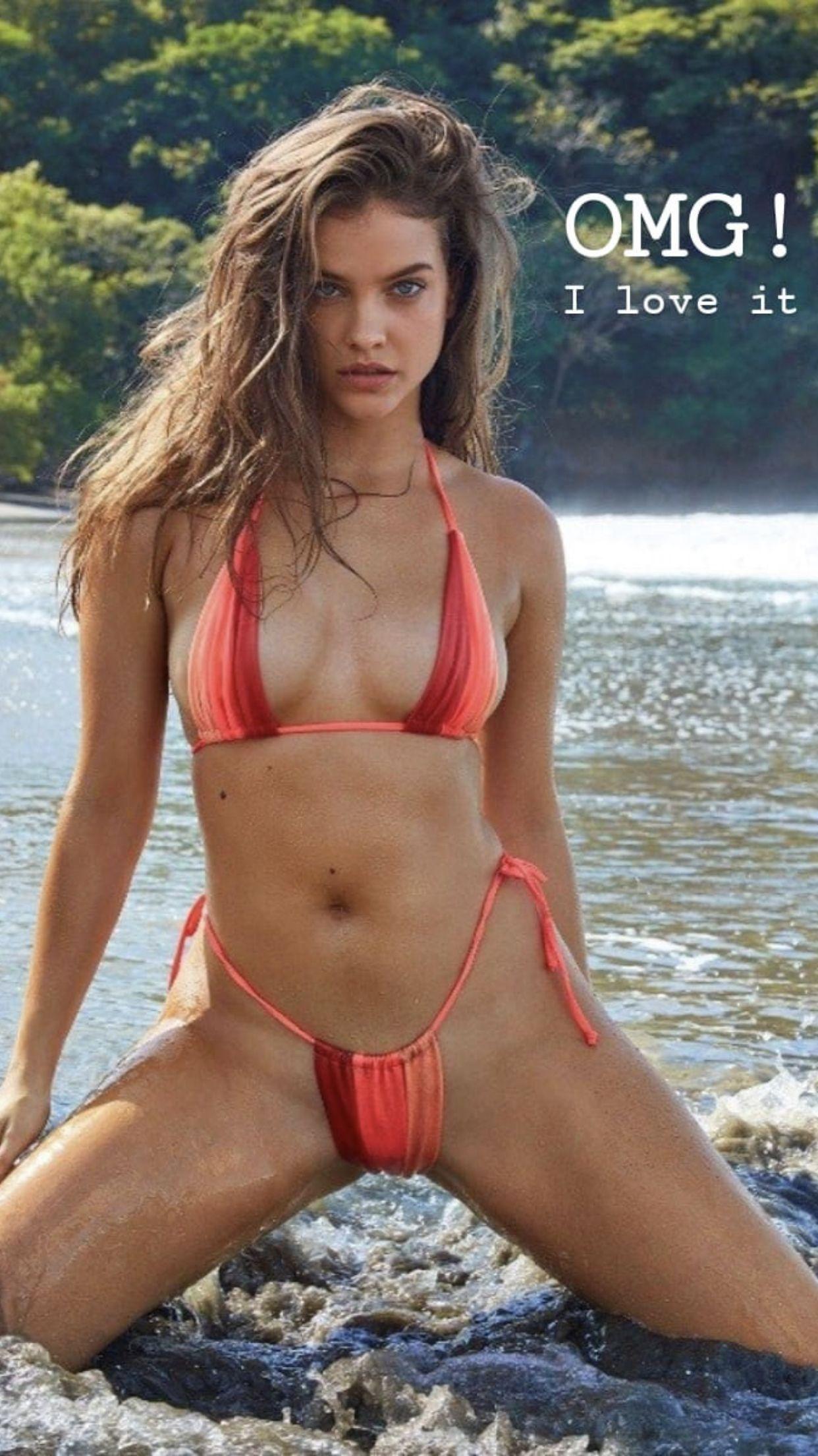 2018 Sports Illustrated SI Swimsuit Bikini Model Various BARBARA PALVIN M