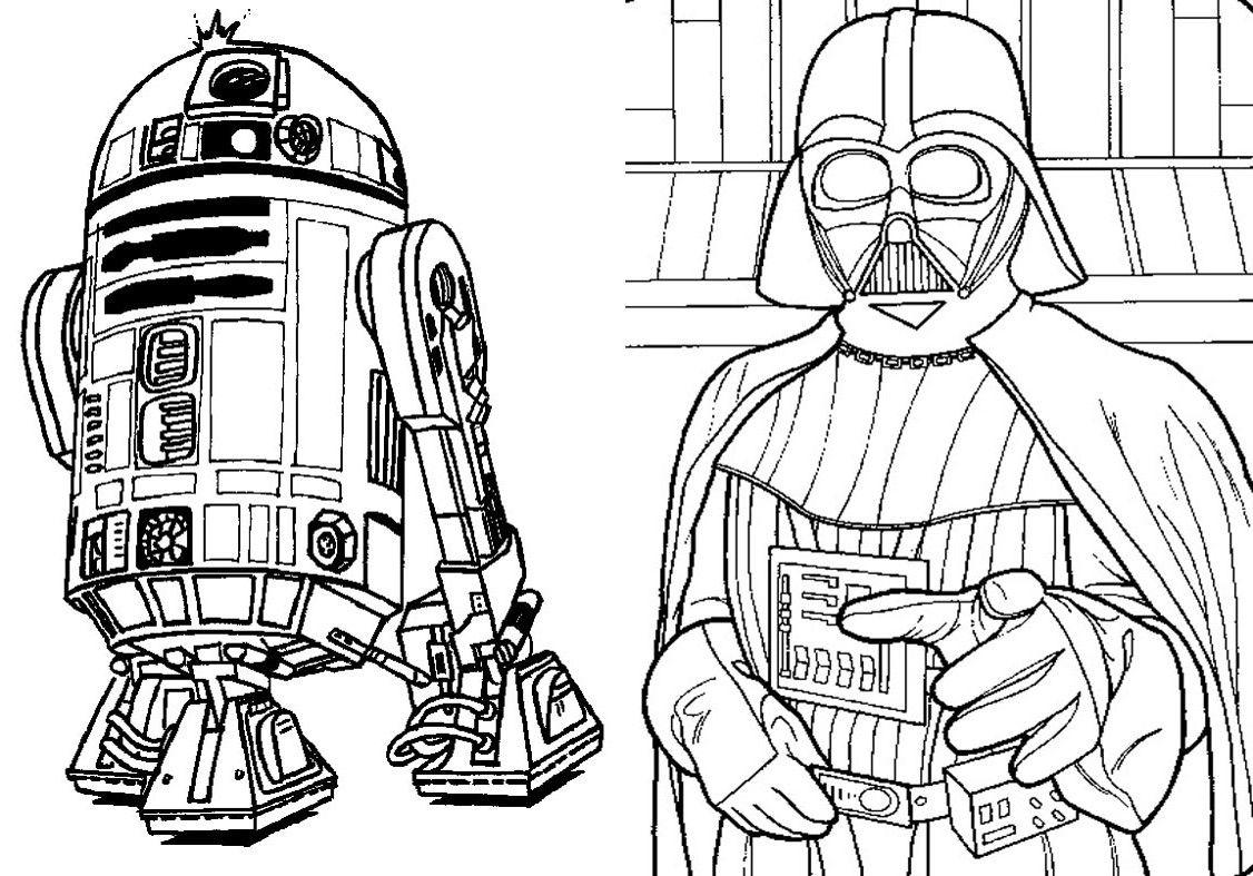 Livrinho De Colorir Star Wars 9 Colorir Livros E Festa