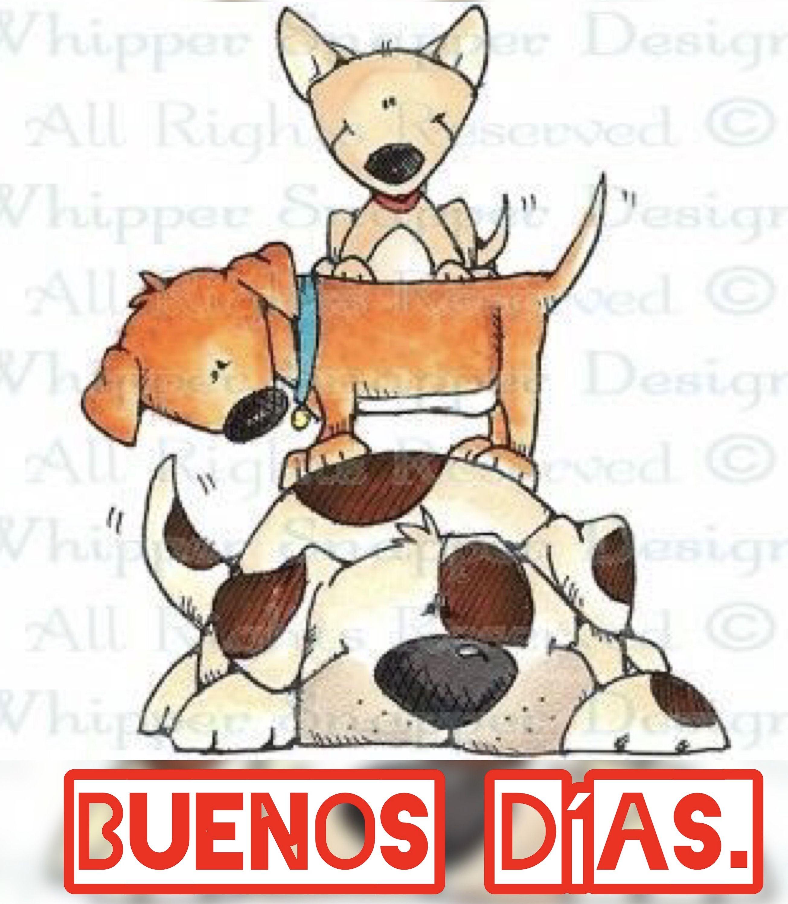 Buenos Dias Dibujo De Perro Dibujos De Animales Dibujos Bonitos