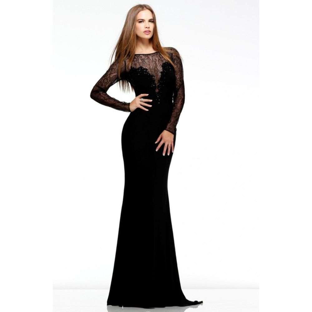Wedding Long Black Formal Dresses long black prom dresses dress pinterest dresses
