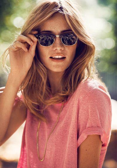 3b9164105dacdb Tendances de Mode   hair   Pinterest   Sunglasses online, Ray ban ...