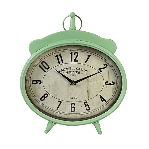 This Vintage Looking Clock Would Be A Gorgeous Addition To Your Home.  Dimensions: 32.5