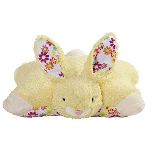 Shop Learning Express Toys Animal Pillows Spring Bunny Plush Animals
