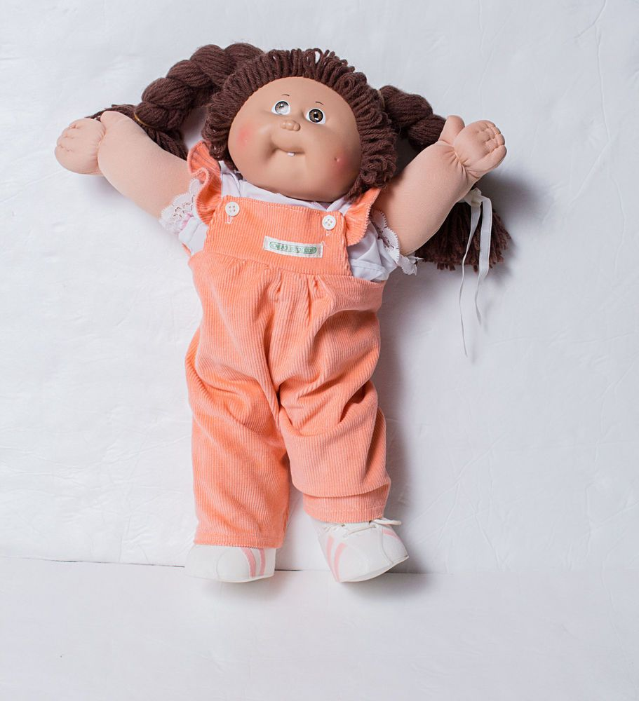Vintage Coleco 1978 1983 Xavier Roberts 85 Cabbage Patch Doll Euc Cabbage Patch Dolls Cabbage Patch Kids Cabbage Patch
