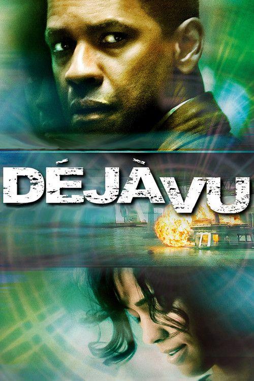 Déjà Vu | Filmes gratis dublados, Filmes completos, Lixeira carro