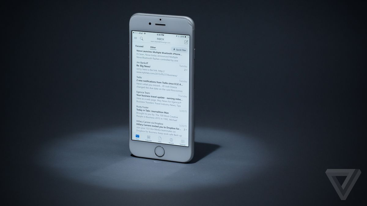 The best email app for iOS and Android Email application