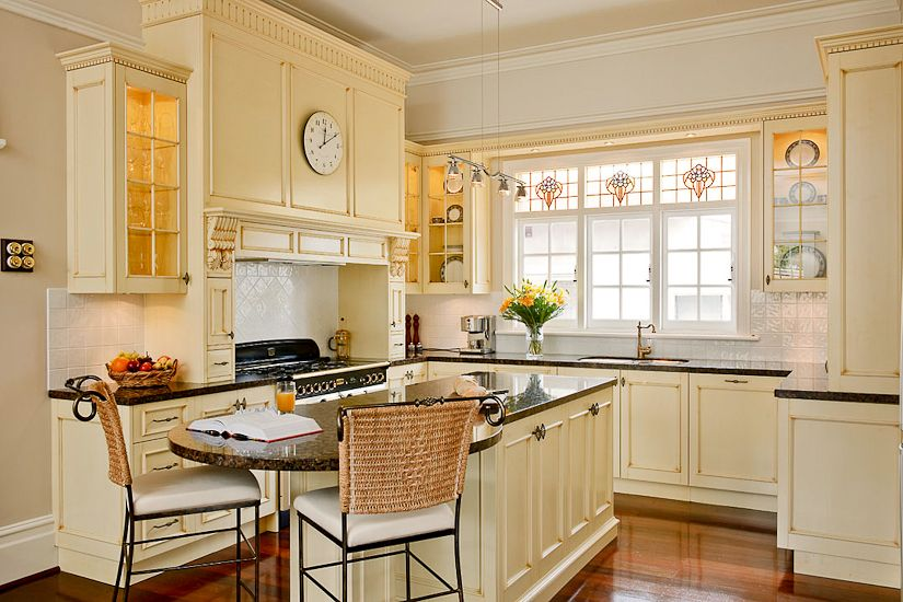 Country Style Kitchen French Provincial Kitchen Farmers Australia