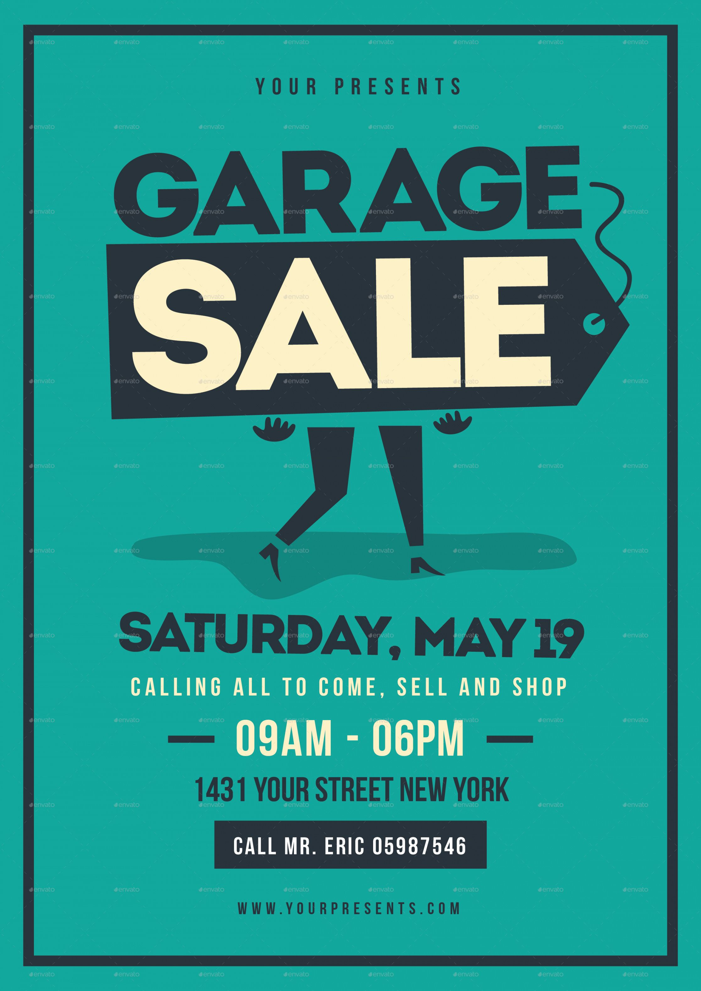 Get Our Example Of Moving Sale Flyer Template For Sale Sign Sale Flyer Flyer Design Templates Yard sale flyer template free