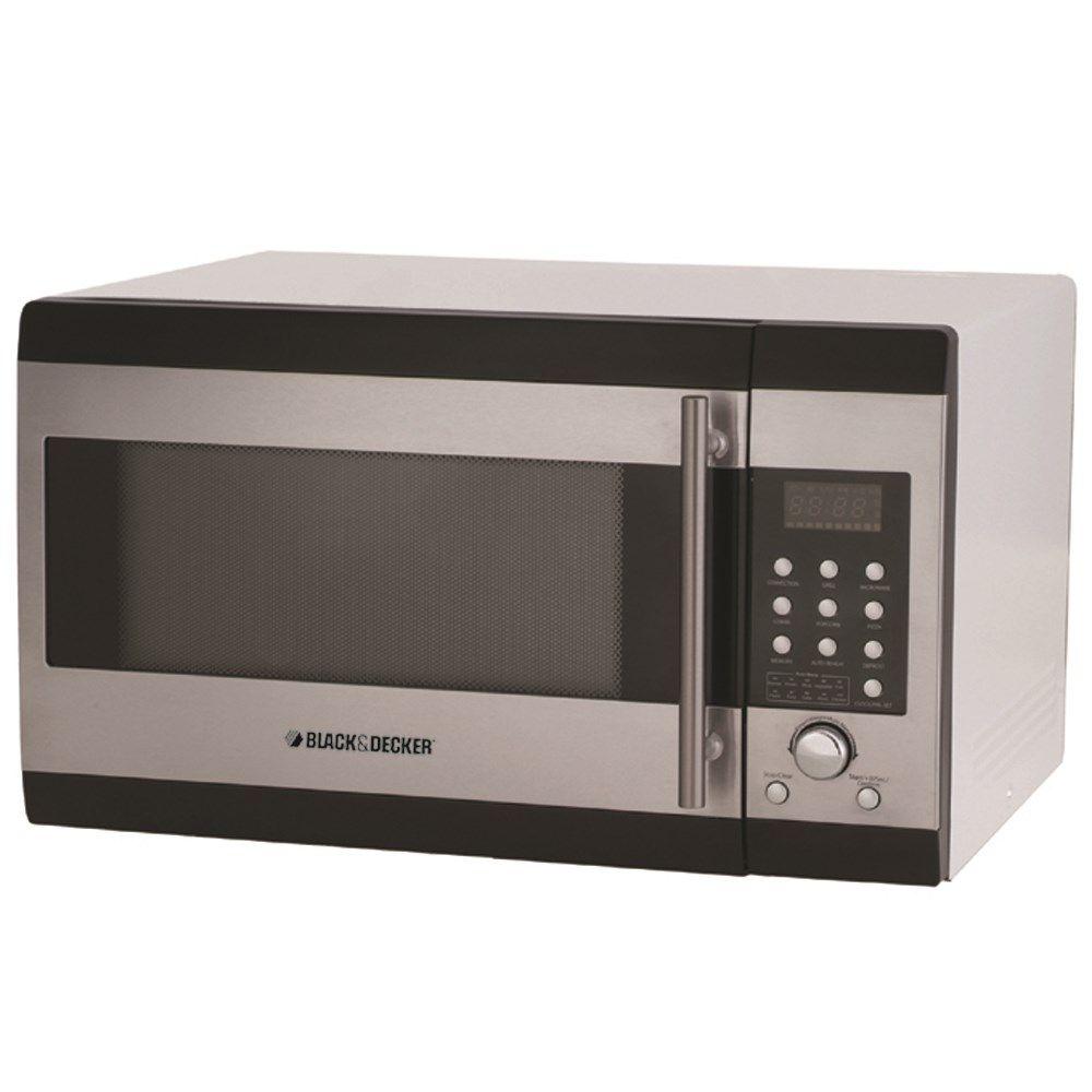Black Decker Microwave Oven With Grill 32 Ltr Online In Uae Dubai Qatar Kuwait Oma