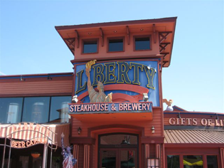 Liberty Steakhouse Brewery At Broadway The Beach