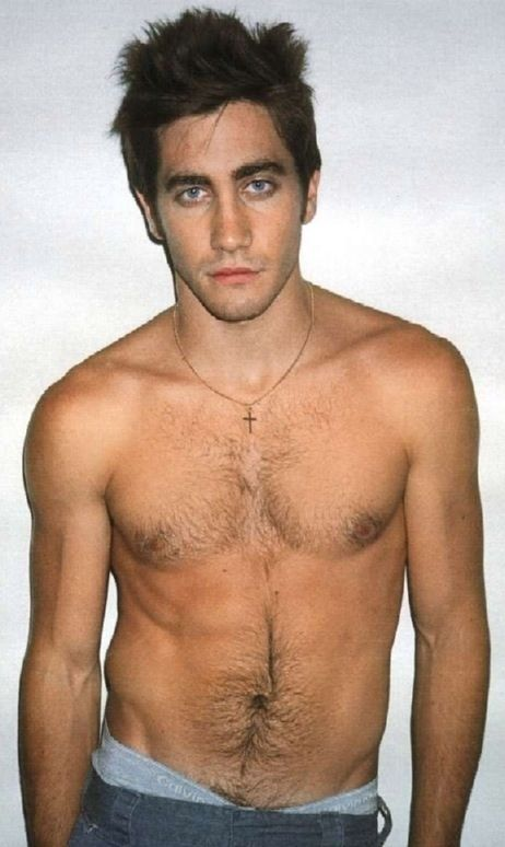 Sorry What Were We Talking About Jake Gyllenhaal Shirtless