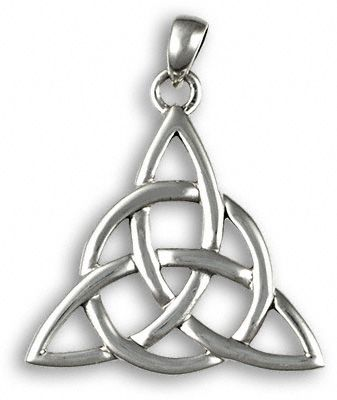 Triquetra pendant reminds me of what i was thinking of when i wrote triquetra pendant reminds me of what i was thinking of when i wrote about the mark saint and solenne got when they married mozeypictures Image collections