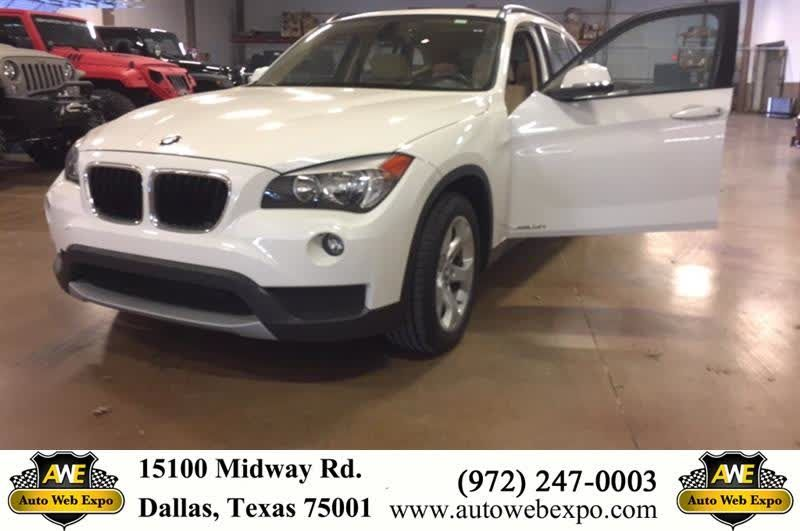 2014 Bmw X1 Sdrive28i With Under 50 000 Miles In Alpine White