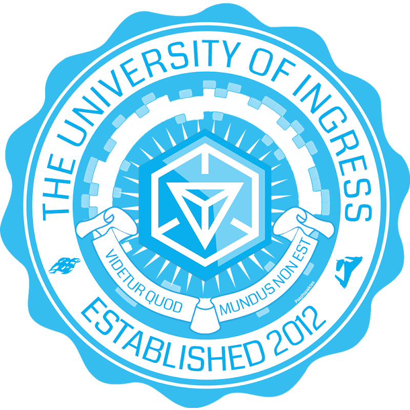 University of INGRESS - Google Search